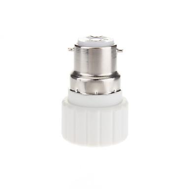 B22 to GU10 GU10 85-265 V Light Socket Muovi