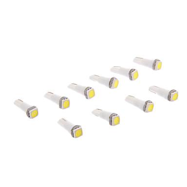 SO.K T5 Auto Leuchtbirnen SMD 5050 10-20lm Blinkleuchte For Universal