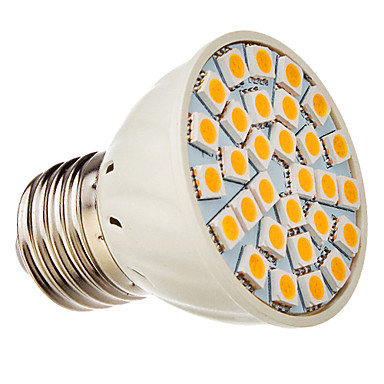 E27 - Spotlamper (Warm White