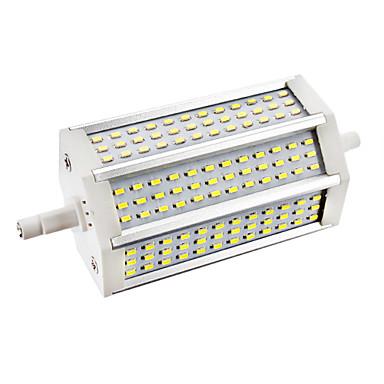 6000 lm R7S Becuri LED Corn T 108 led-uri SMD 3014 Alb Rece AC 85-265V