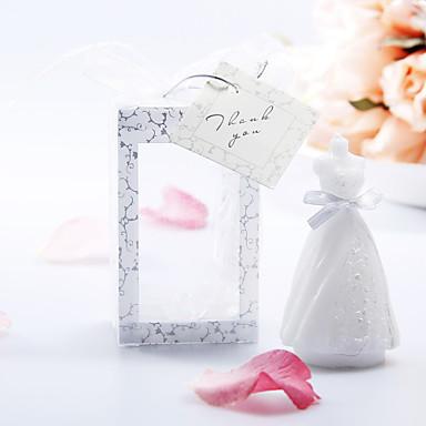 Peri Masalı Teması Mum Şekerleri - 6 Mumlar PVC Kutu