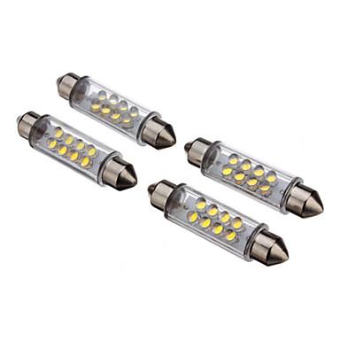 LORCOO 2pcs BA9S Mașină Becuri 50 lm LED Lumini de interior