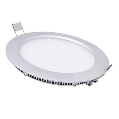 Vestavná montáž Tlumené světlo - LED, Módní a moderní, 90-240V, teplá bílá Bílá, Žárovka je zahrnuta v ceně.