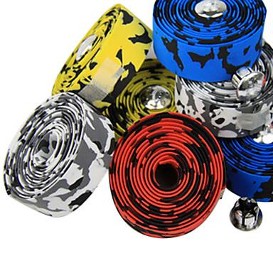 Bicicletă Ghidon Tape Bicicletă șosea Yellow / Alb / Roșu / Albastru aliaj de aluminiu