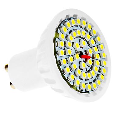 4W GU10 LED bodovky 48 SMD 3528 360 lm Chladná bílá AC 220-240 V