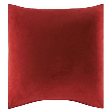 1 Stück Polyester Kissenbezug, Solide Traditionell-Klassisch