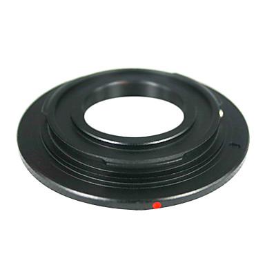 negru c-mount lentile film cine la canon eos m aparat de fotografiat lentilă inel adaptor lentile CCTV