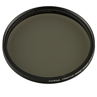 fotga® Pro1-d 67 mm ultra slanke multi-coatede cpl cirkulært polariserende linse filter