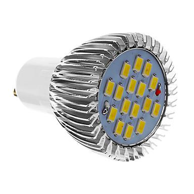GU10 Spoturi LED 16 SMD 5730 640 lm Alb Rece AC 85-265 V