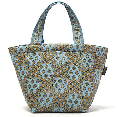 Fashion Peacock Feather Pattern Tote