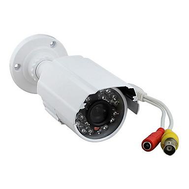 700TVL 1/4 CMOS-IR-Cut (Tag und Nacht Schaltfunktion) im Freien wasserdichte CCTV-Infrarotkamera ys-6624cc