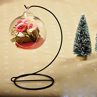 Material Glass Iron Table Center Pieces - Non-personalized Vases Others Tables Spring Summer Fall Winter All Seasons