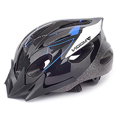 MOON Bike přilba 16 Větrací otvory CE Cyklistika Half Shell PVC EPS Silniční cyklistika Rekreační cyklistika Cyklistika / Kolo Horské kolo