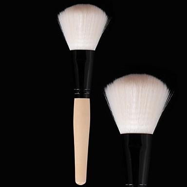 1pcs Professional Makeup Bürsten Puderpinsel Künstliches Haar Gesicht