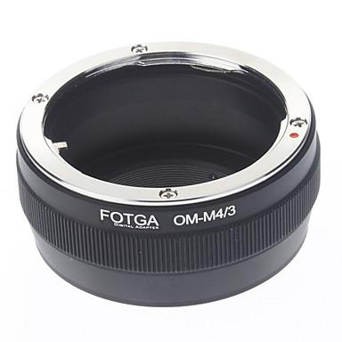 fotga® om-m4 / 3 lentile aparat de fotografiat tub adaptor / extensie digitală