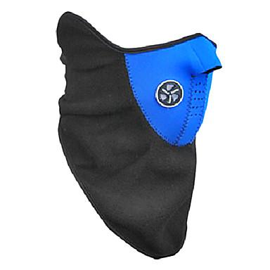 Kolo / Cyklistika Face Mask Pánské / Dámské / Unisex Lyže / Outdoor a turistika / Lezení Zahřívací / Větruvzdorné / Propustnost vůči