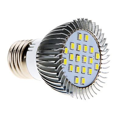 5W E26/E27 LED Corn Lights MR16 20 SMD 2835 370-430 lm Cool White AC 220-240 V