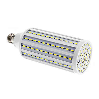 Buy 30W E26/E27 LED Corn Lights T 165 leds SMD 5730 Warm White Cold 2500lm 6000-7000K AC 220-240V