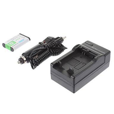 ismartdigi-Sony NP-BX1 (2pcs) 1240mah,3.7V Camera Battery+Car Charger for SONY RX100/RX100II/RX1/RX1R/GWP88E