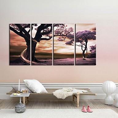 Reprodukce na plátně Art Tree of Fantasy Sada 4