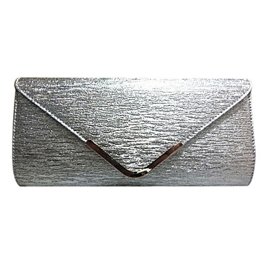 Women Bags All Seasons leatherette Evening Bag for Event/Party Gold Black Silver Champagne