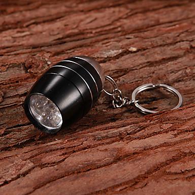 Nøgleringslommelygter LED 30 lm 1 Tilstand - Super let Komapkt Størrelse Lille størrelse Multifunktion