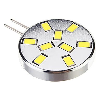 G4 LED reflektori 9 LED diode SMD 5730 Hladno bijelo 450lm 6000K AC 12V
