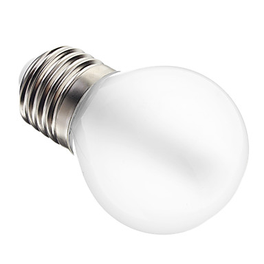 180-210 lm E26/E27 LED 글로브 전구 G45 25 LED가 SMD 3014 장식 따뜻한 화이트 차가운 화이트 AC 220-240V