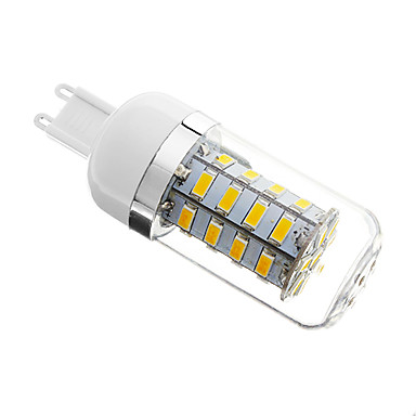 300lm G9 LED Corn Lights 36 LED Beads SMD 5730 Dimmable Warm White 220-240V