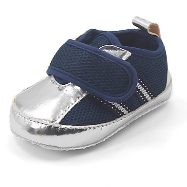 Boys' Shoes Synthetic Cotton Spring Summer Fall First Walkers Flats Flat Heel for Casual