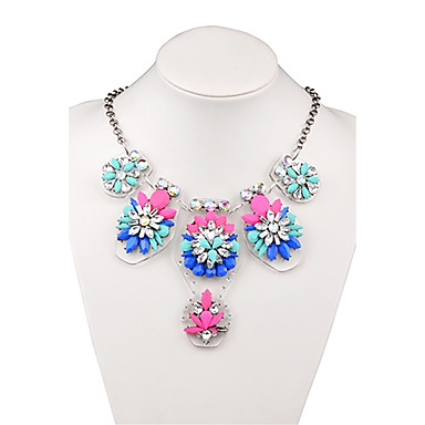 Chiki Extravagant exaggeration Necklace JQ-109