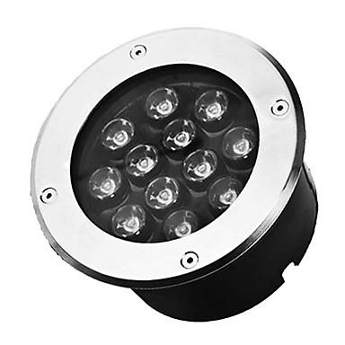 저렴한 실외 조명-12 라이트 12W 알루미늄 앨리 LED 지하 빛 IP68 방수