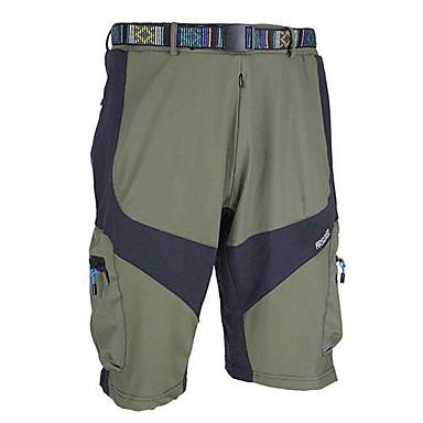 Arsuxeo Herrn Fahrradhosen Fahhrad Shorts / Laufshorts / Mountainbike Shorts / Unten Rasche Trocknung, Anatomisches Design, Atmungsaktiv