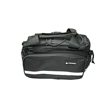 Bike BagPanniers & Rack Trunk Bike Trunk Bags Waterproof Reflective Strip Bicycle Bag Nylon Polyester Oxford Cycle Bag Cycling/Bike
