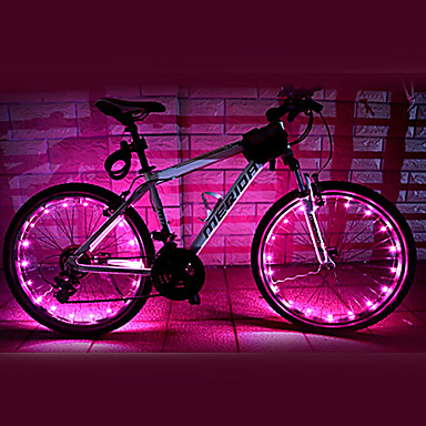 Světla na kolo kola světla LED Cyklistika Voděodolné AA Lumenů Baterie Cyklistika-FJQXZ