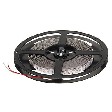 z®zdm 5m 72W 300x5050smd pink lys førte strimmel lampe (DC 12V)