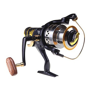 Fishing Reel Spinning Reels 10 Ball Bearings Exchangable / Right-handed / Left-handed Sea Fishing / Freshwater Fishing