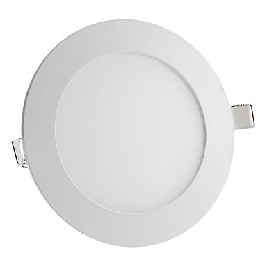 800 lm Zápustná světla 45 lED diody SMD 2835 Chladná bílá AC 85-265V