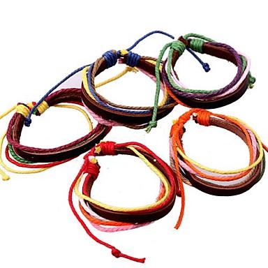 Fashion Woven Bracelet(Random Color)