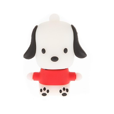 ZP Cartoon Dog Character USB Flash Drive 32GB