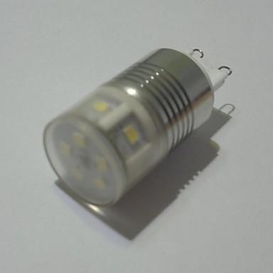 YouOKLight 300 lm G9 LED лампы типа Корн T 11 светодиоды SMD Декоративная Тёплый белый AC 85-265V