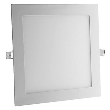 1610 lm Zápustná světla 90 lED diody SMD 2835 Chladná bílá AC 85-265V