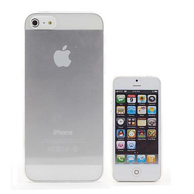 transparent cristal caz greu pentru iphone 5 / 5s iphone 5 caz cazuri iphone