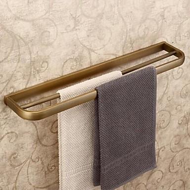 Håndklædestang / Antik Messing Antik