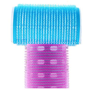 voordelige Haarverzorging-1 stuks Japan Coiling Bang Magic Double zelfklevend peer hoofd haar Tools Of Single Hair Curler