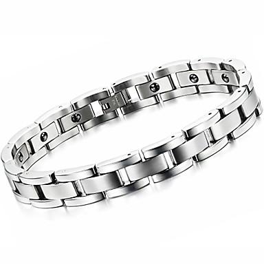 Herrn Ketten- & Glieder-Armbänder - Silber Armbänder Für Weihnachts Geschenke Hochzeit Party
