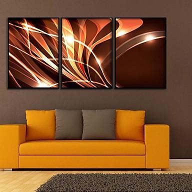 Uokvireno platno Uokvireni set Fantazija Wall Art, PVC Materijal s Frame Početna Dekoracija Frame Art Stambeni prostor Spavaća soba