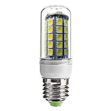 700 lm E26/E27 Becuri LED Corn T 59 led-uri SMD 5050 Decorativ Alb Rece AC 220-240V