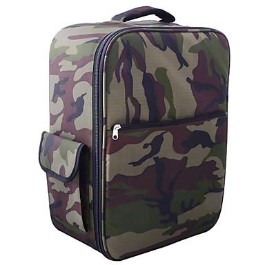 Rejse / Regnskabsmæssig Camouflage Shoulder Rygsæk taske til DJI Phantom 2 vision