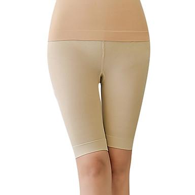 reglabile la mijlocul talie pantaloni de ardere a grasimilor corset fără sudură de femei abdomen desen stovepipe cap la cap-de ridicare pantaloni de
